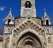 Jak Church, Budapest by wiggyofipswich