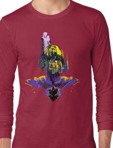 robot man Long Sleeve T-Shirt