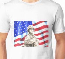 Soldier in Korea Unisex T-Shirt