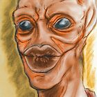 Stitchgrin alien by stitchgrin