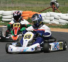 Wodonga Kart Track by Jordan N Clarke