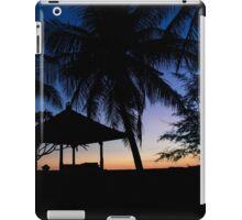 Good night Bali - By Paul Campbell Photography iPad Case/Skin