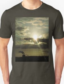 Industrial Sunset T-Shirt