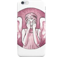 Don't Blink 1 iPhone Case/Skin