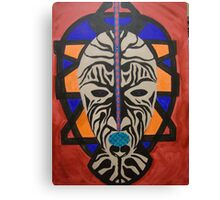 AFRICAN MASK #2.....24x32 Canvas Print