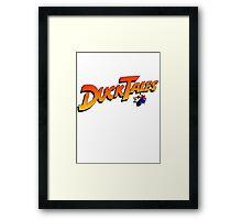 DucktaLes Framed Print
