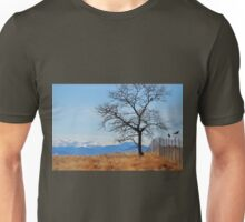 Crow's Tree Unisex T-Shirt