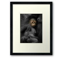 I Am Precious... Framed Print