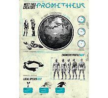 Prometheus : Print Art Photographic Print