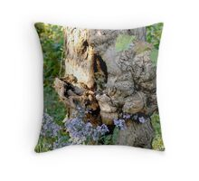 My First Spring Throw Pillow