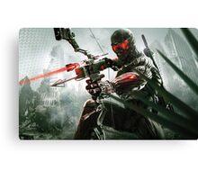 Crysis 3 Canvas Print