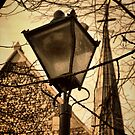 Churchyard Lamp by Milan Hartney