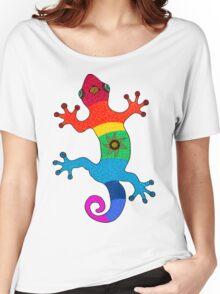 Rainbow salamander Women's Relaxed Fit T-Shirt
