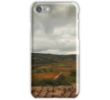 St Chinian Vineyards iPhone Case/Skin