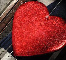 She Wears Her Heart on Her Front Door  by Rebecca Joppru Connolly