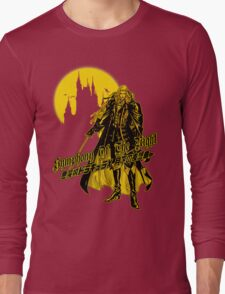 Alucard Long Sleeve T-Shirt