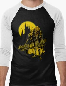 Alucard Men's Baseball ¾ T-Shirt