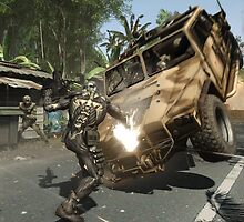Crysis Action by infin969