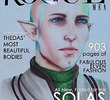 Solas vogue coverboy by ellieshep