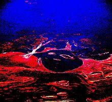 fluid landform iv by christopher  bailey