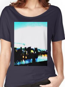 Tyne River Gorge Women's Relaxed Fit T-Shirt