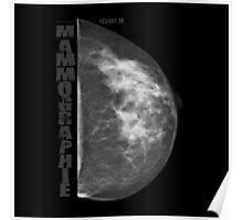 Mammographie - Screening Poster