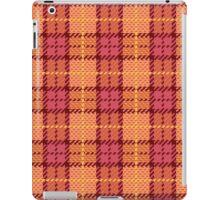 Pixel Plaid iPad Case/Skin