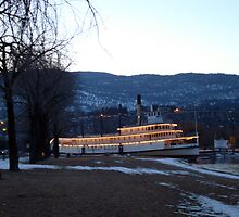 SS SICAMOUS by Gregory Ewanowich