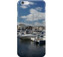 tranquil parking  iPhone Case/Skin