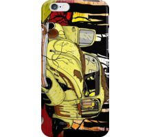 Beetle in the swamp iPhone Case/Skin