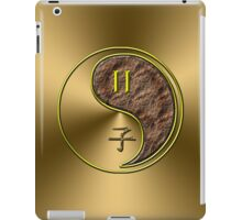 Gemini & Rat Yang Earth iPad Case/Skin