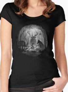 Concerto  Women's Fitted Scoop T-Shirt