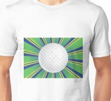 Golf Ball Background Unisex T-Shirt