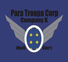 Para Troopa Corp(Blue) by InfiniteBlue88