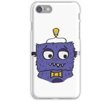 Idea Monster iPhone Case/Skin