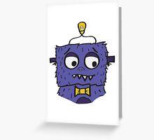 Idea Monster Greeting Card