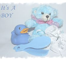 It's A Boy by SharonD