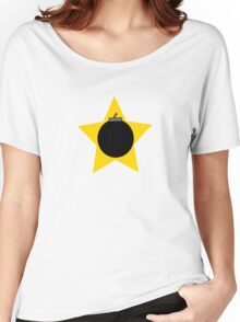 Bomb Star Women's Relaxed Fit T-Shirt