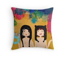 MGMT Time Throw Pillow