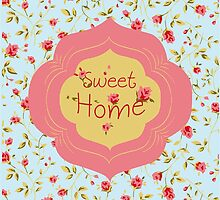 sweet home by nalagraph
