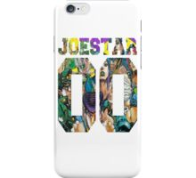 Joestar Family iPhone Case/Skin