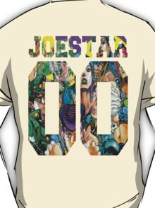 Joestar Family T-Shirt