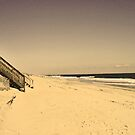 Beach house at Outer Bank North Carolina by artshop77