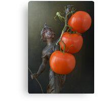 Victorious Harvest Canvas Print