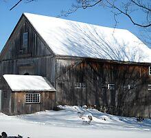Cothelstone Farm Barn by Rebecca Bryson