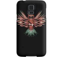 Firework Owl 01 Samsung Galaxy Case/Skin