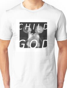 Child of God: 3 Unisex T-Shirt