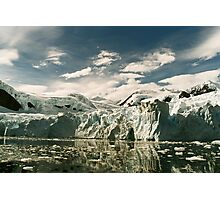 Antarctic Glacier Photographic Print