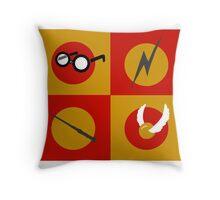 Harry Potter Pop Art Throw Pillow