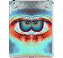 Exotically Wicked Games - Funky Eyeball art iPad Case/Skin